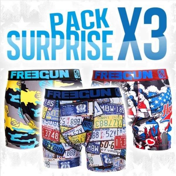 SURPRISE PACK 3DB. 5ac98f7a59