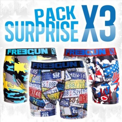 SURPRISE PACK 3DB
